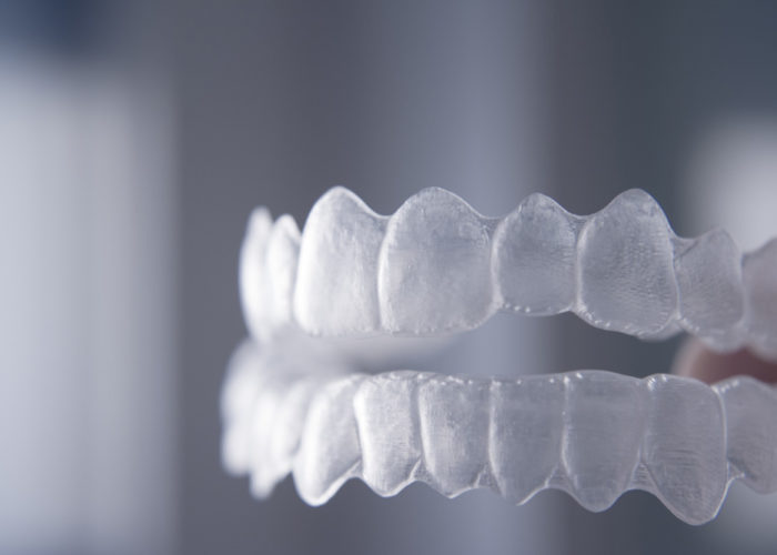 invisalign for invisible dental brackets